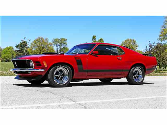 1970 Ford Mustang   997205