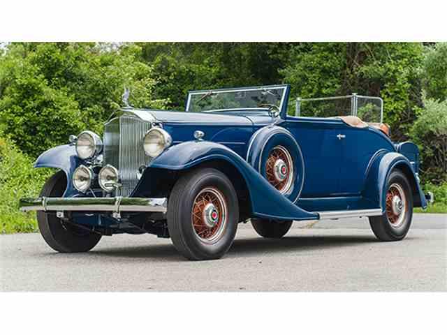 1933 Packard Eight | 997211