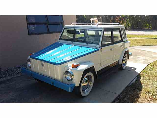 1974 Volkswagen Thing Acapulco Edition | 997213