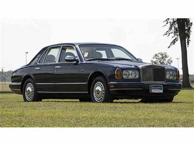 1999 Rolls-Royce Silver Seraph | 997216