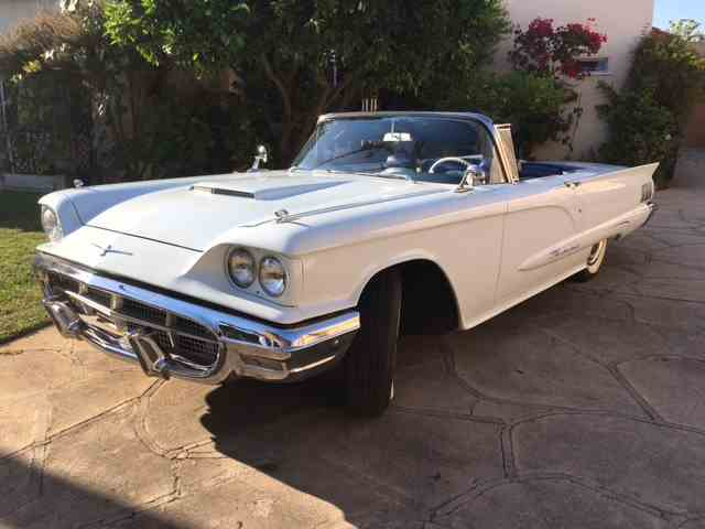 1960 Ford Thunderbird | 997228