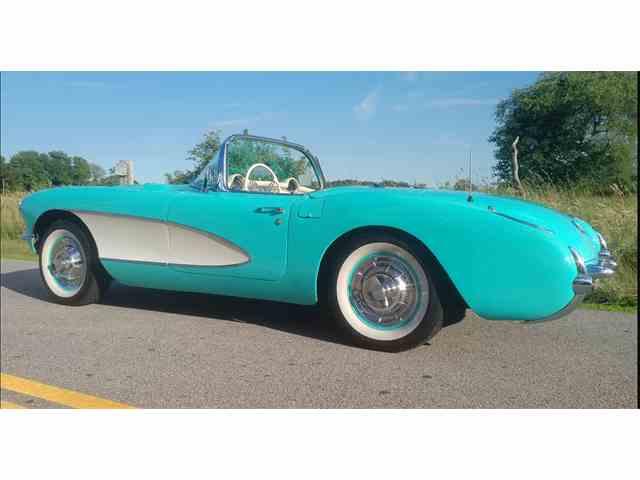 1957 Chevrolet Corvette | 997230