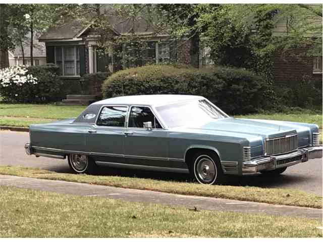 1976 Lincoln Continental | 997234