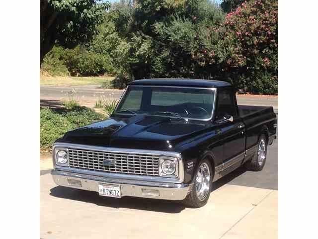 1972 Chevrolet C/K 10 | 997236
