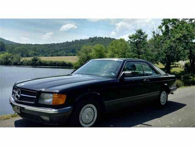 1985 Mercedes-Benz 500SEC | 997237