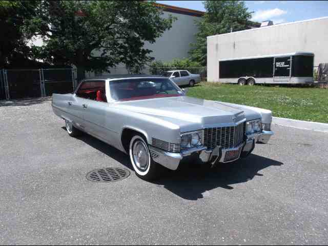 1970 Cadillac DeVille | 997244