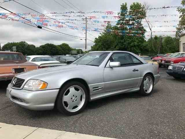 1997 Mercedes-benz SL-Class SL500 40th Anniv. Roadster | 997245