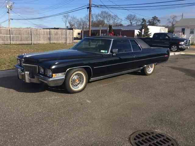 1972 Cadillac Coupe De Ville Base | 997249