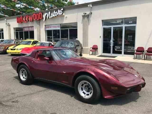 1978 Chevrolet Corvette 2dr Cpe | 997256