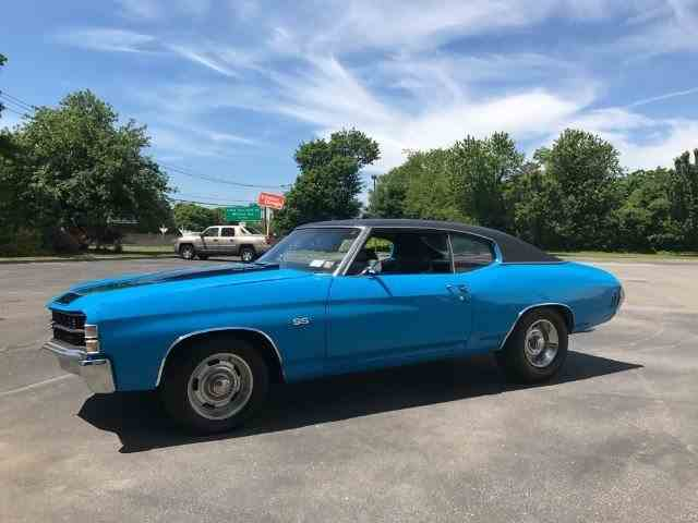 1971 Chevrolet Chevelle SS | 997264