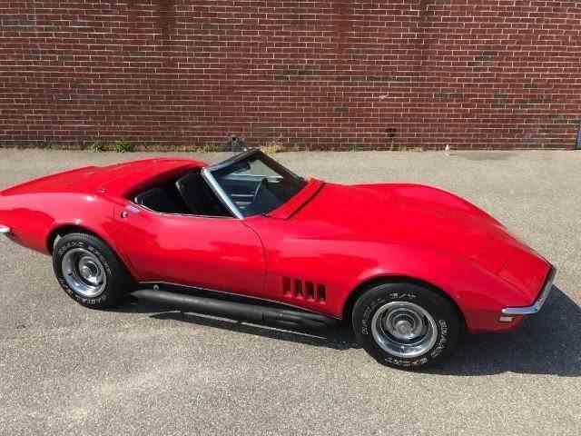 1968 Chevrolet Corvette   997265