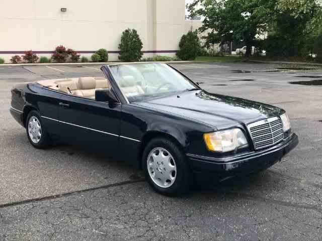 1995 Mercedes-benz E-Class E320 Cabriolet | 997267