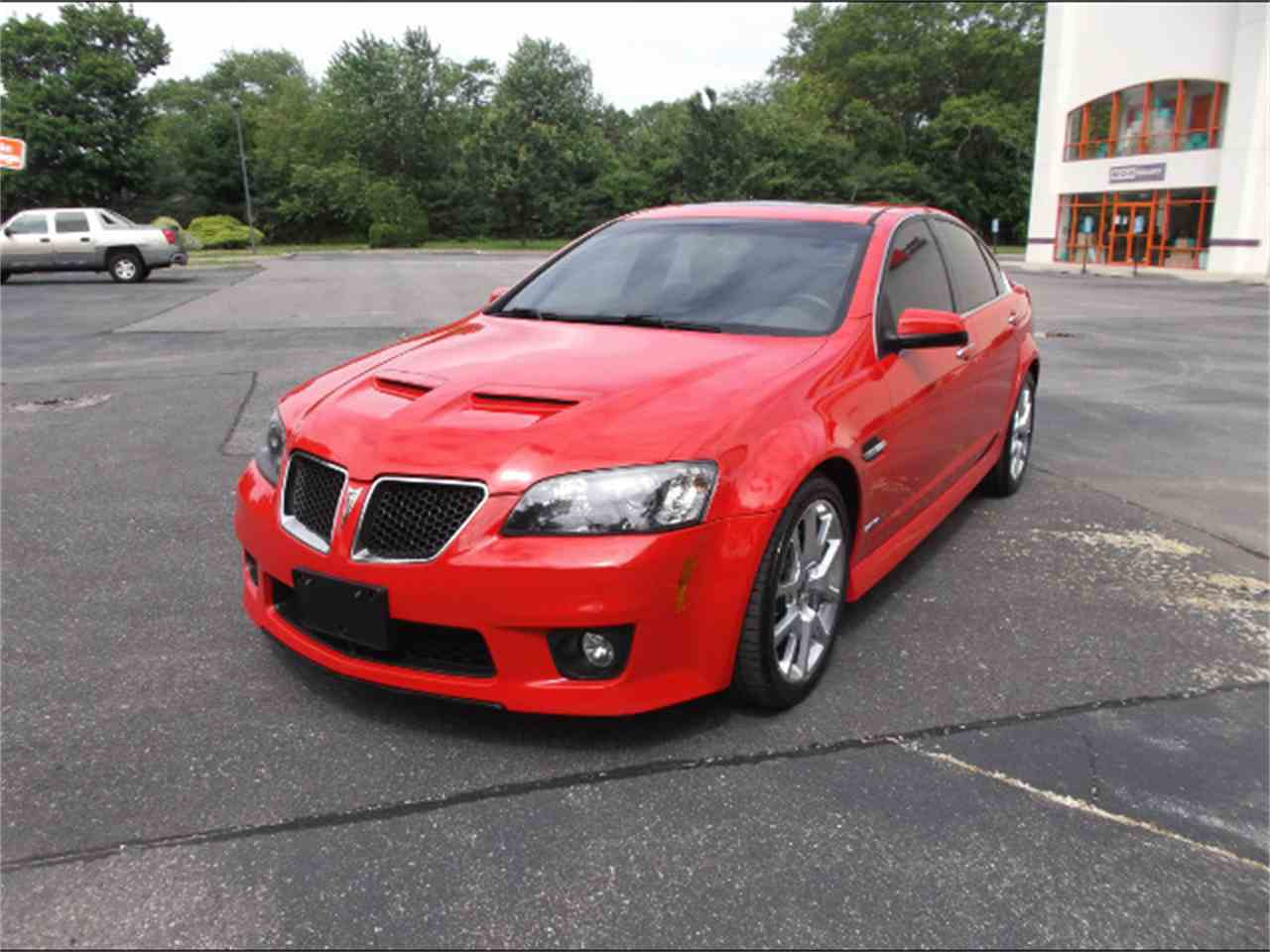 Large Picture of '09 Pontiac G8 - $25,995.00 - LDI6