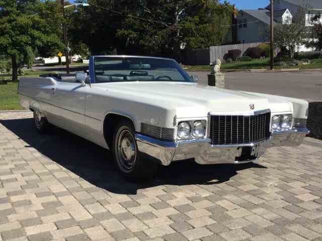 1970 Cadillac DeVille | 997280
