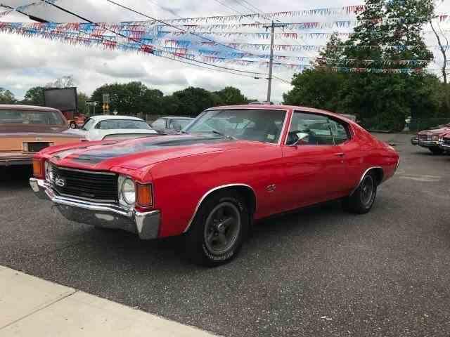 1972 Chevrolet Chevelle SS | 997282