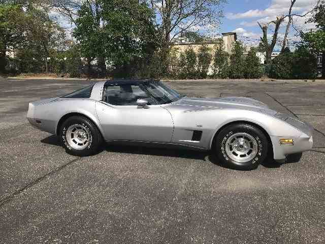 1980 to 1982 chevrolet corvette for sale on 136. Cars Review. Best American Auto & Cars Review