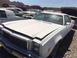 1976 Chevrolet Malibu for Sale - CC-997289