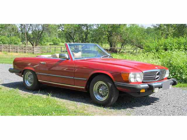 1977 Mercedes-Benz 450SL | 997290