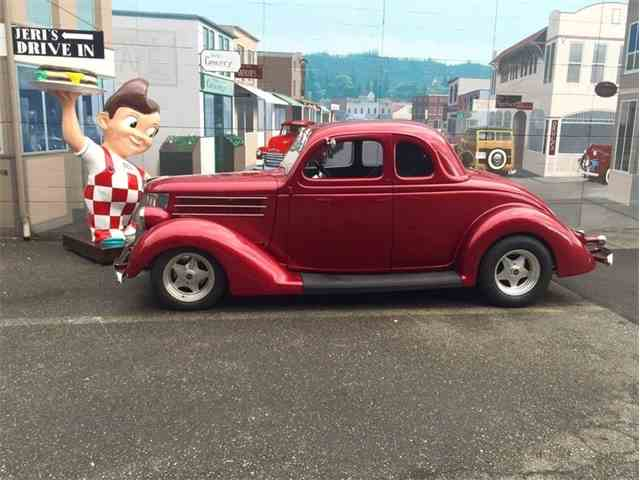 Picture of Classic 1936 Ford Street Rod located in Washington - $42,500.00 - LDIK