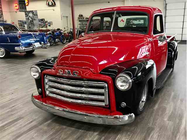 1949 Gmc 150 5 Window 1/2 Ton PickUp | 997293