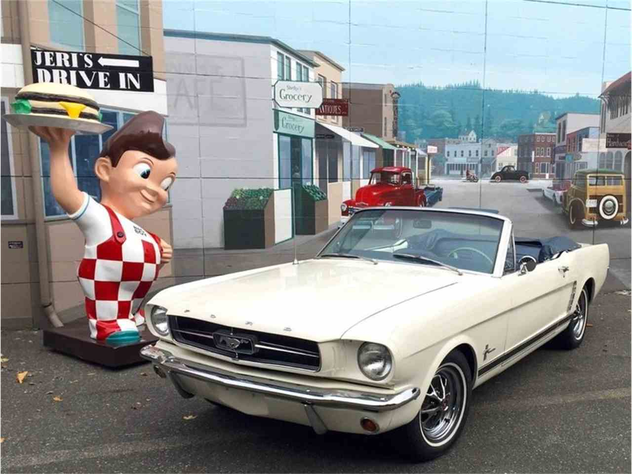 Large Picture of Classic 1964 Mustang Offered by Drager's Classics - LDIN