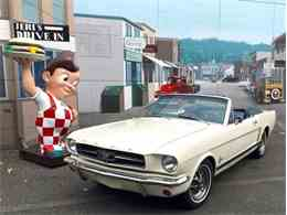 Picture of Classic '64 Mustang located in Seattle Washington - $32,500.00 - LDIN