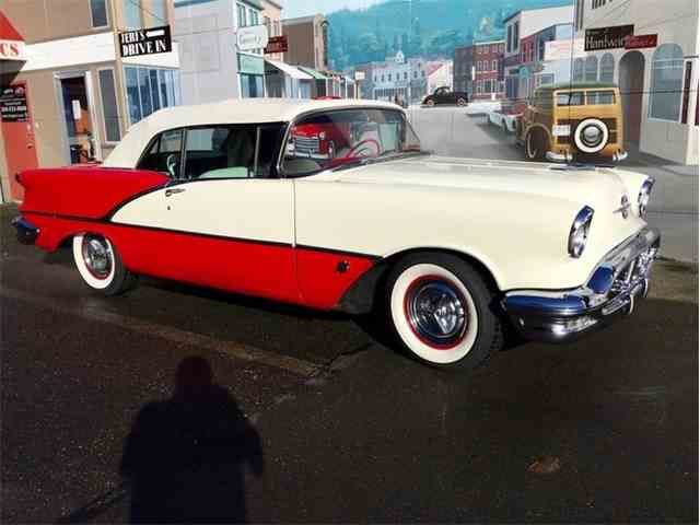 1956 Oldsmobile Rocket 88 | 997303