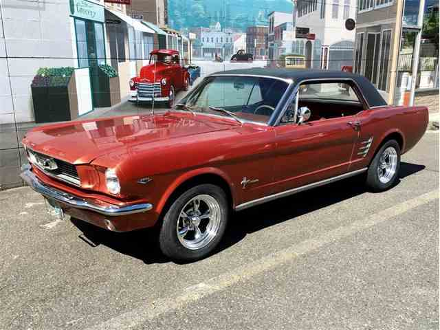 1966 Ford Mustang | 997307