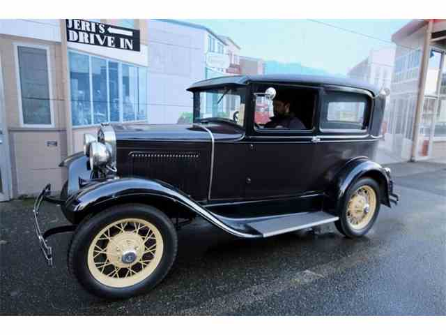 1931 Ford Model A | 997309