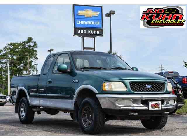 1997 Ford F250 | 990731