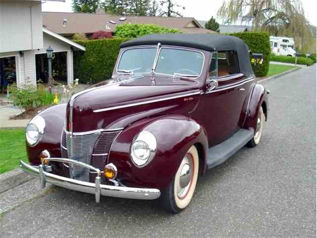 1940 Ford Deluxe | 997311