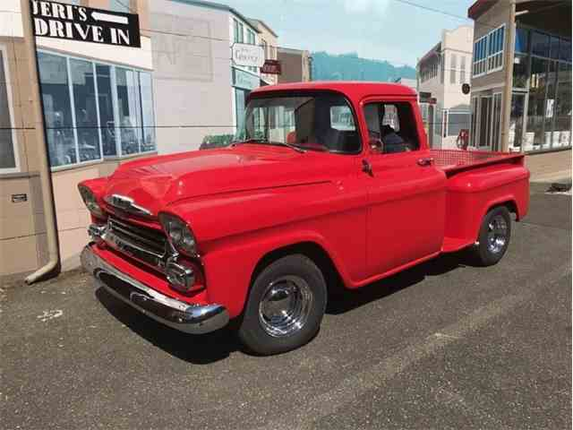 Picture of Classic 1959 Chevrolet 3100 - $24,500.00 Offered by Drager's Classics - LDJG