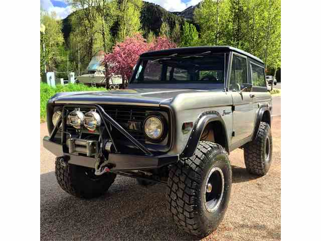 1974 Ford Bronco | 997326