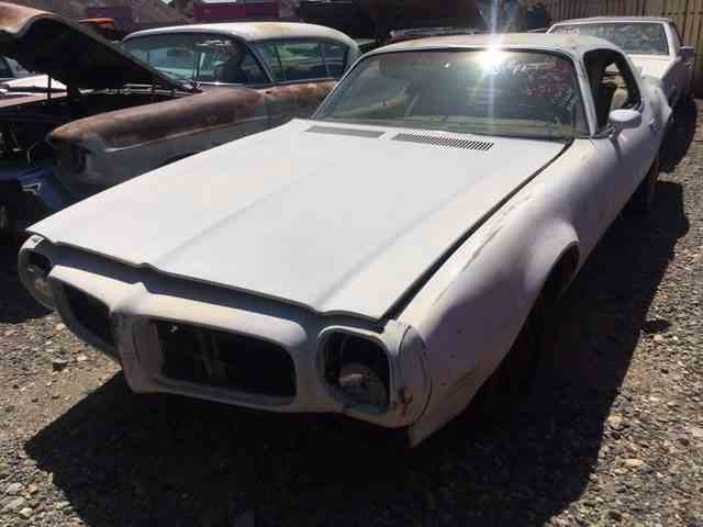1972 Pontiac Firebird | 997328