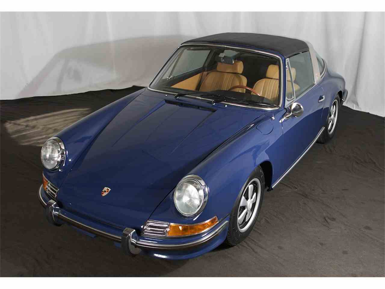1971 porsche 911s for sale cc 997345. Black Bedroom Furniture Sets. Home Design Ideas
