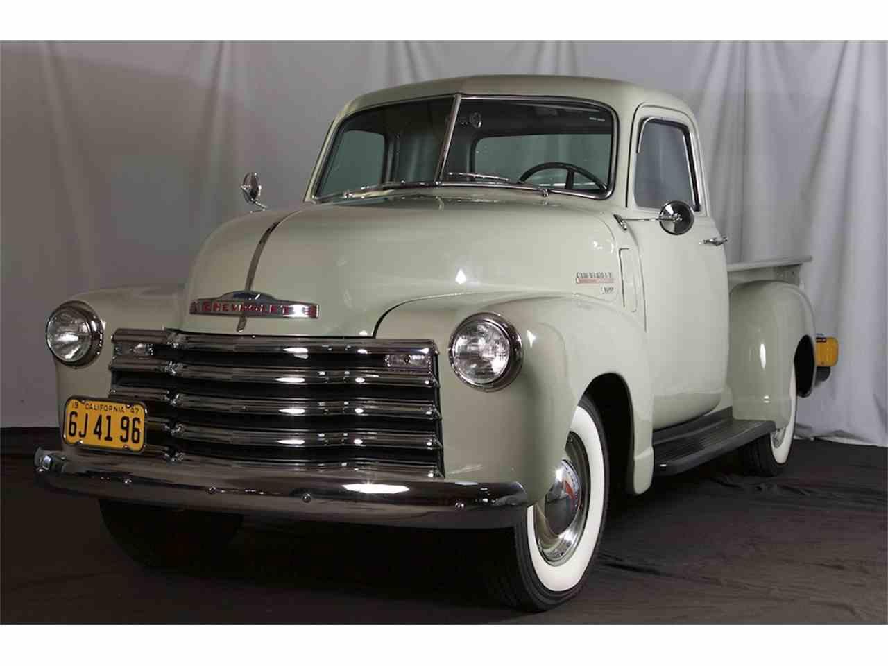 Pickup 1949 chevrolet pickup : 1949 Chevrolet Pickup for Sale   ClassicCars.com   CC-997346