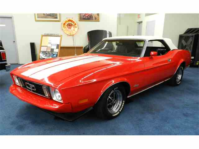 1973 Ford Mustang | 997347