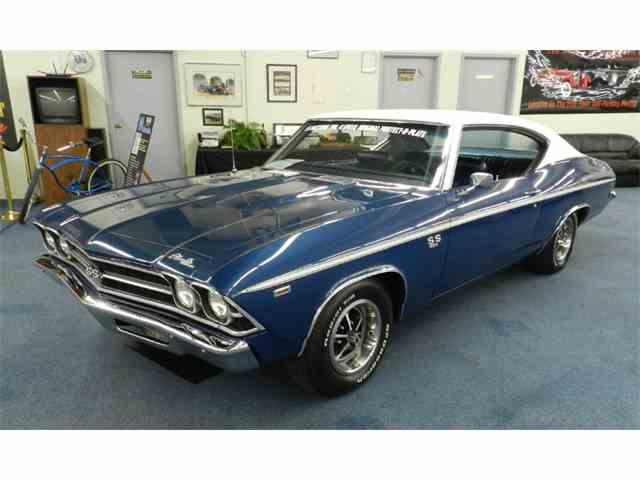1969 Chevrolet Chevelle | 997355
