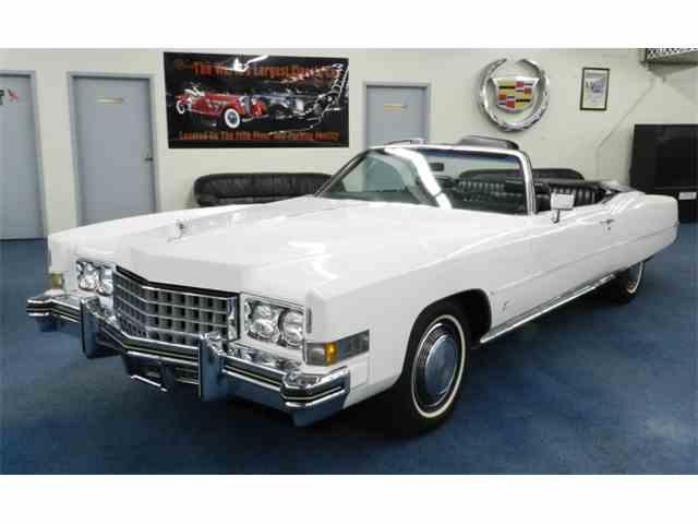 1973 Cadillac Eldorado | 997357