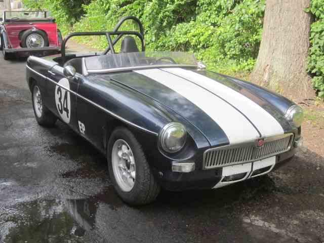 1967 mg B Racer | 997364
