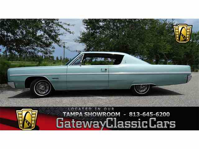 1968 Plymouth Fury | 997366