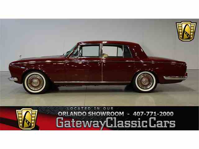 1967 Rolls-Royce Silver Shadow | 997369