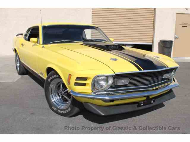1970 Ford Mustang | 990738