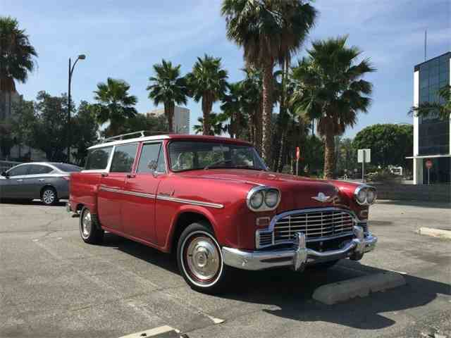 1966 Checker Marathon | 997384