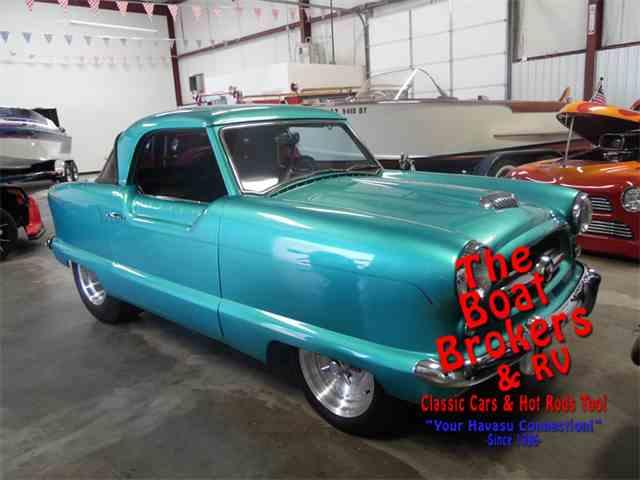 1955 Nash Metropolitan | 997388