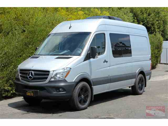 2016 Mercedes-benz Sprinter 2500 Custom Camper | 997398