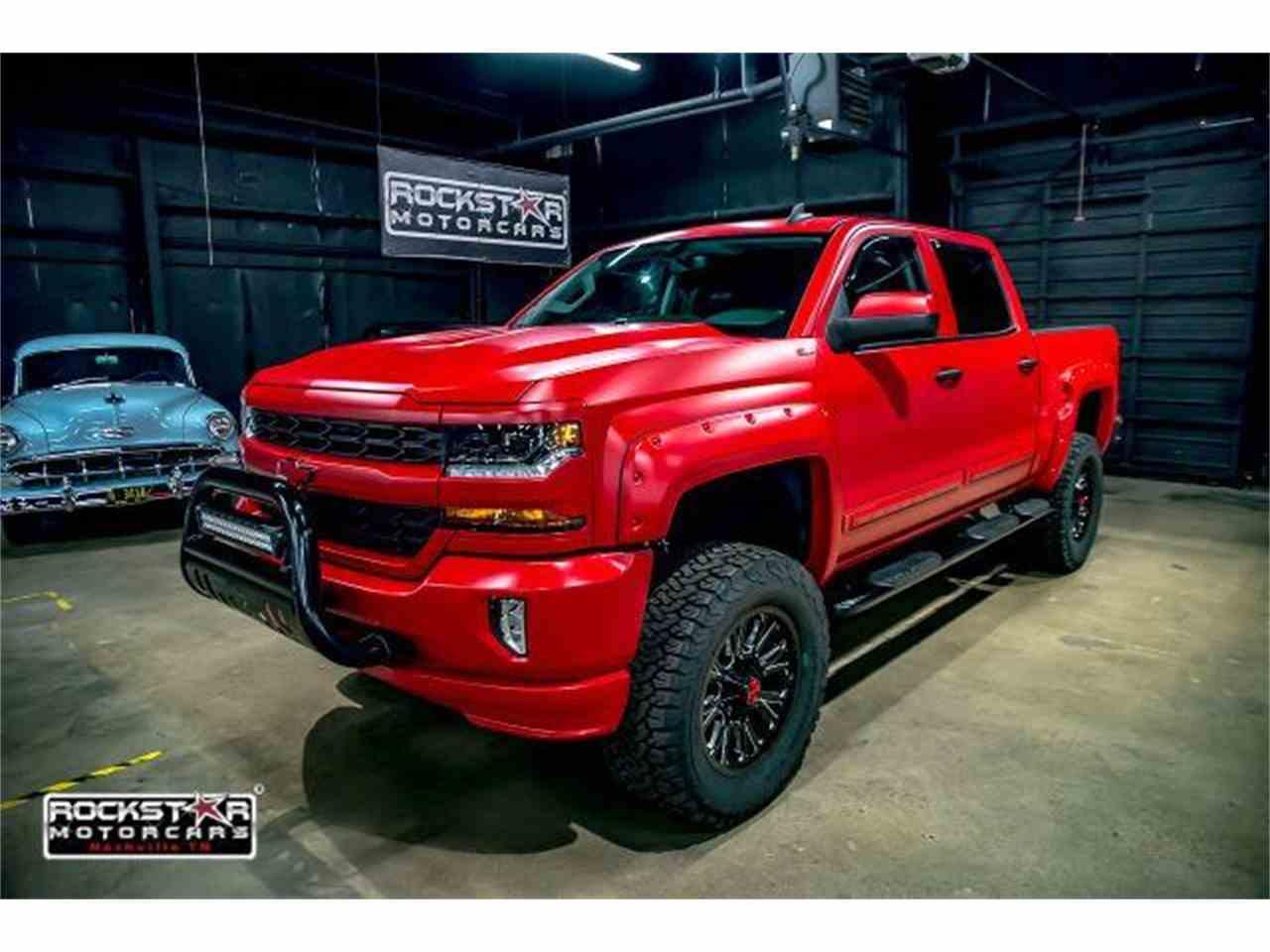 2016 Chevrolet Silverado for Sale - CC-997403