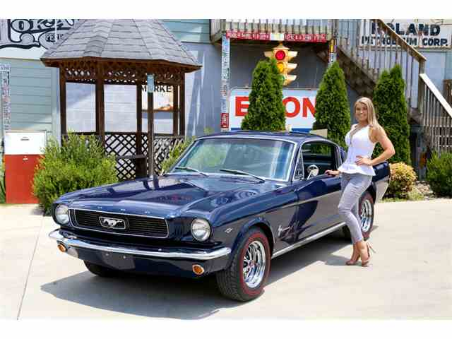 1966 Ford Mustang | 997409
