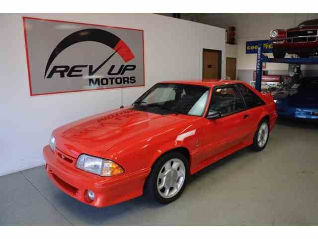 1993 Ford Mustang | 997410