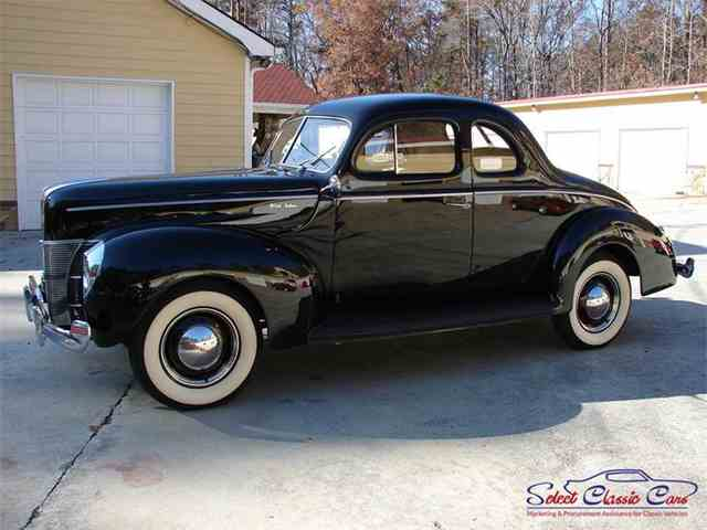 1940 Ford Deluxe | 997421